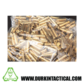 Primed LC 300 AAC BO Brass Casings, 100 Rounds
