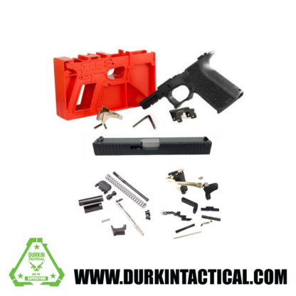 PF940C Glock 19 Full Build Kit - Black