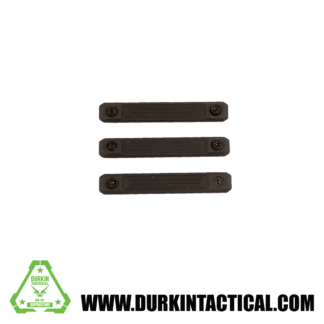 KeyMod Neoprene Grip Panels (3 Pieces)