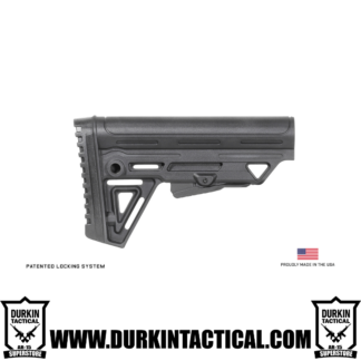 Trinity Force Alpha Stock MK2 - Black