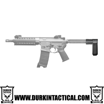 SB Tactical SB-Mini Pistol Stabilizing Brace - Black
