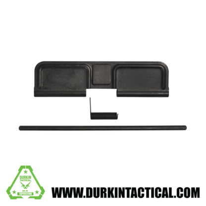 AR-15 Ejection Port Cover with C-Clip and Spring