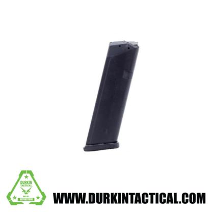 RWB 9mm 17 Round Glock Magazine - Black
