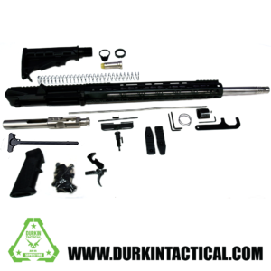 """20"""" 6.5 Creedmore, Stainless Steel Barrel, Rifle Length Gas System"""