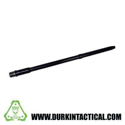 "20"" 224 Valkyrie Medium Contour Rifle Length Gas Tube Black Barrel, 1:7 Twist"