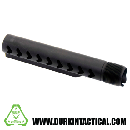 PS-BTM3 Pro-Series DPMS Platform MilSpec Skeletonized Buffer Tube, Arrow Pattern - Black