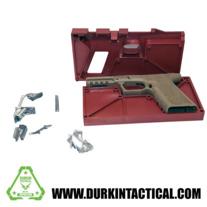 G-17 Glock Lower Build Kit - FDE