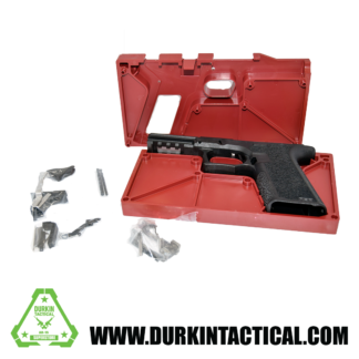 G-17 Glock Lower Build Kit - Black
