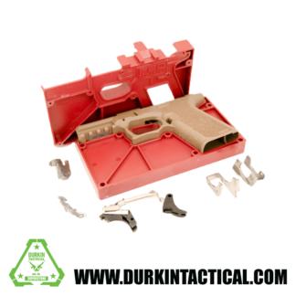 Glock 19 Lower Build Kit - FDE