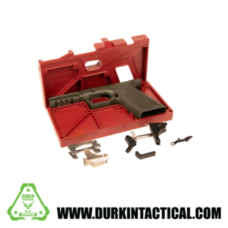 G17 Glock Lower Build Kit - OD Green
