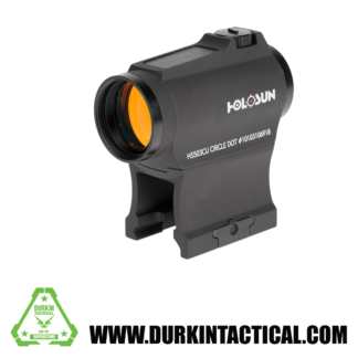 Holosun HS503CU | Red Dot Sight | Solar Panel