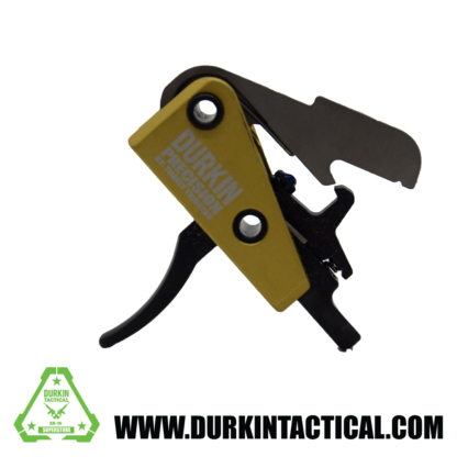 Durkin Precision | Timney 667S Trigger | AR15 Small Pin | Solid 3 Lb. Pull