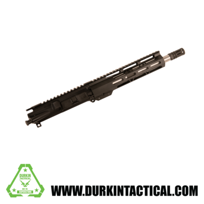 """10"""" 300 Blackout Barrel   Stainless Steel   1:8 Twist   9"""" Hand Guard   Forged Upper"""