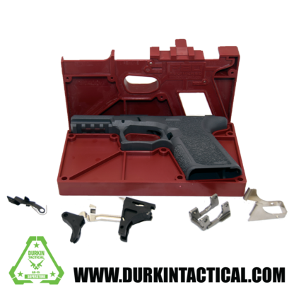 Glock 19 Lower Build Kit - Gray