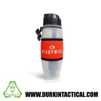 Readywise Seychelle Water Filtration Bottle