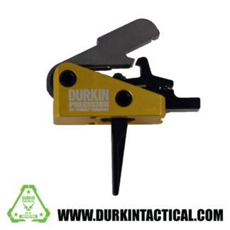 Straight Timney Trigger w/ Durkin Precision Logo 3lbs