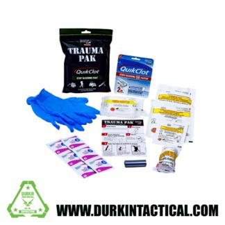 Trauma Pack w/ Quick Clot