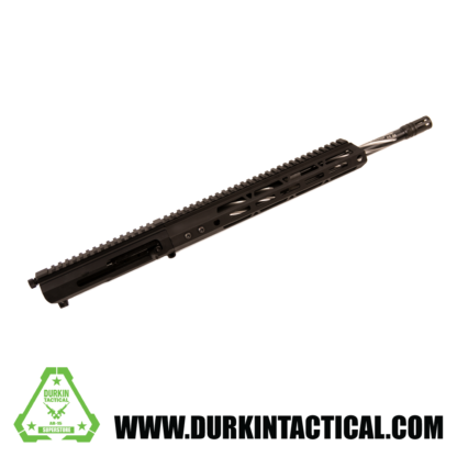 16″ .300 Blackout | Stainless Black Nitride Heavy Barrel | Bear Claw Fluted |1:8 Twist | Carbine Length Gas System | 12″ MLOK | Side Charging Upper