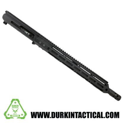 "16"" 12.7x42 Parkerized Heavy Barrel   1:20 Twist   Carbine Length Gas System   15"" MLOK Rail   Side Charging Upper"