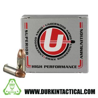 9MM Lugar 90 Grain Xtreme Defender 1400 fps, 20 Rounds