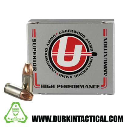 9MM Lugar 90 Grain Xtreme Defender 1400 fps, 20 Rounds