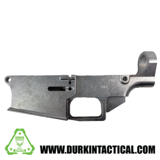 AR-10 80% Lower Receiver Billet Raw