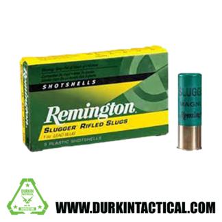Winchester Super X Rifled Slugs, Hollow Point, 12 Gauge, 2.75 long, 1 oz. slug, 5 Shells