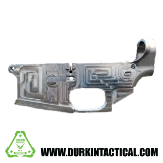 6061 AR-15 80% Lower Receiver Raw