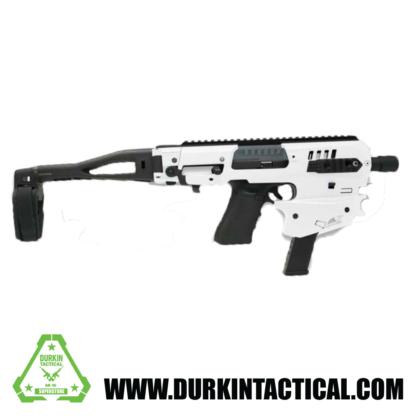 CAA Gen 2 Micro Conversion Kit – White – Fits Glock 17, 19, 19X, 22, 23, 31, 32, G45