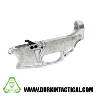 AR-9 80% Lower Receiver Billet Raw