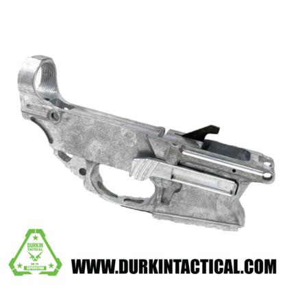 AR-9 80% Lower Receiver Billet Raw 1