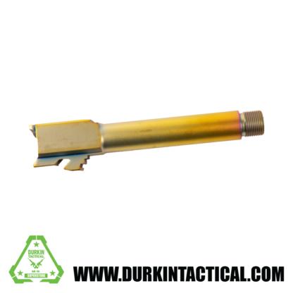 9MM Glock 19 Barrel - Chameleon w/ Protector - Threaded