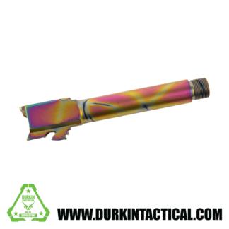 9MM Glock 19 Barrel - Python w/ Protector - Threaded