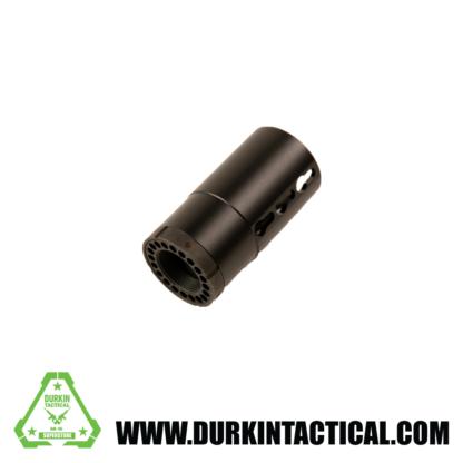 "AR-15 4"" Quad Rail Handguard Extender - Black"
