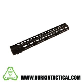 "AR-10 15"" 308 MLOK Handguard - Black"