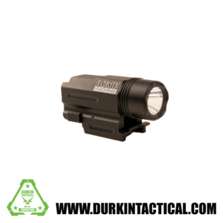 ACME Weapon Flashlight with 20mm Rail Mount