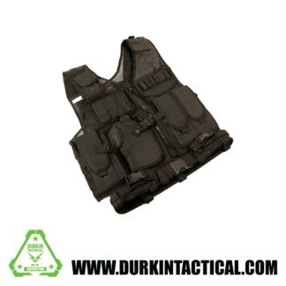 Left Handed Vest - Black