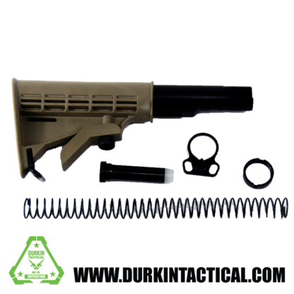 FDE Commercial Stock Kit with Dual Sling Endplate