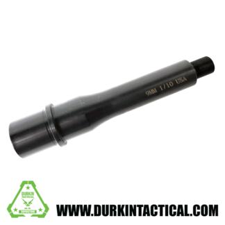 "5.5"" AR-15 9MM Med Profile Black Nitride Finish Barrel , 4150 CrMoV, 1:10 RH Twist"