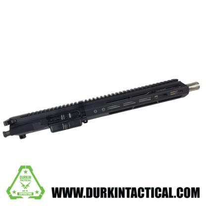 AR-15 Complete Upper Assembly, .223 Wylde, 10.5″ Stainless Steel Barrel, 1:7 Twist, Carbine Length Gas System, 10″ MLOK Rail, Billet Upper
