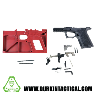 Glock 19 Lower Build Kit - Black