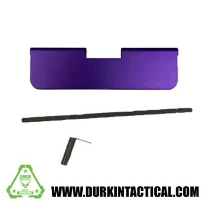AR-15 Dust Cover | Purple Metallic Finish