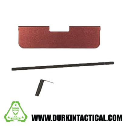 AR-15 Dust Cover   Red Metallic Finish