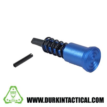 AR-15 Forward Assist, Dark Blue