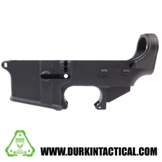 Premium 80% Forged AR-15 Anodized Lower Receiver