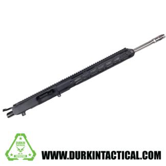 ".308, 20"" Stainless Straight Fluted Barrel, 1:10 Twist, Rifle Length Gas System, 15"" MLOK Split Rail"