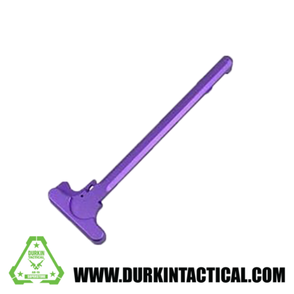 AR-15 Mis-Spec Standard Charging Handle- Purple