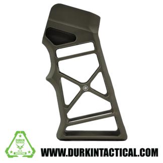 Skeleton Grip Lightweight- OD Green