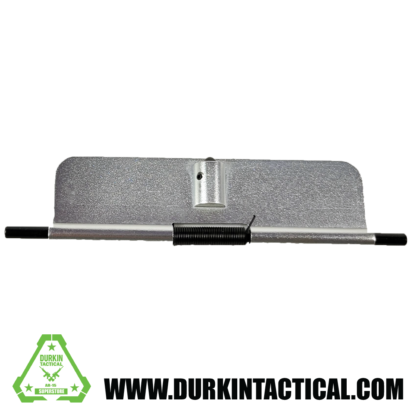 AR-15 Dust Cover | Silver Metallic Finish