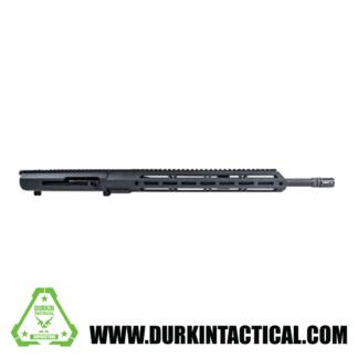 "18"" .308 SOCOM   Black Nitride Barrel   1:10 Twist   Mid Length Gas System   15"" MLOK Handguard Side Charge Upper"